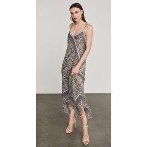Bcbgmaxazria chloe dress